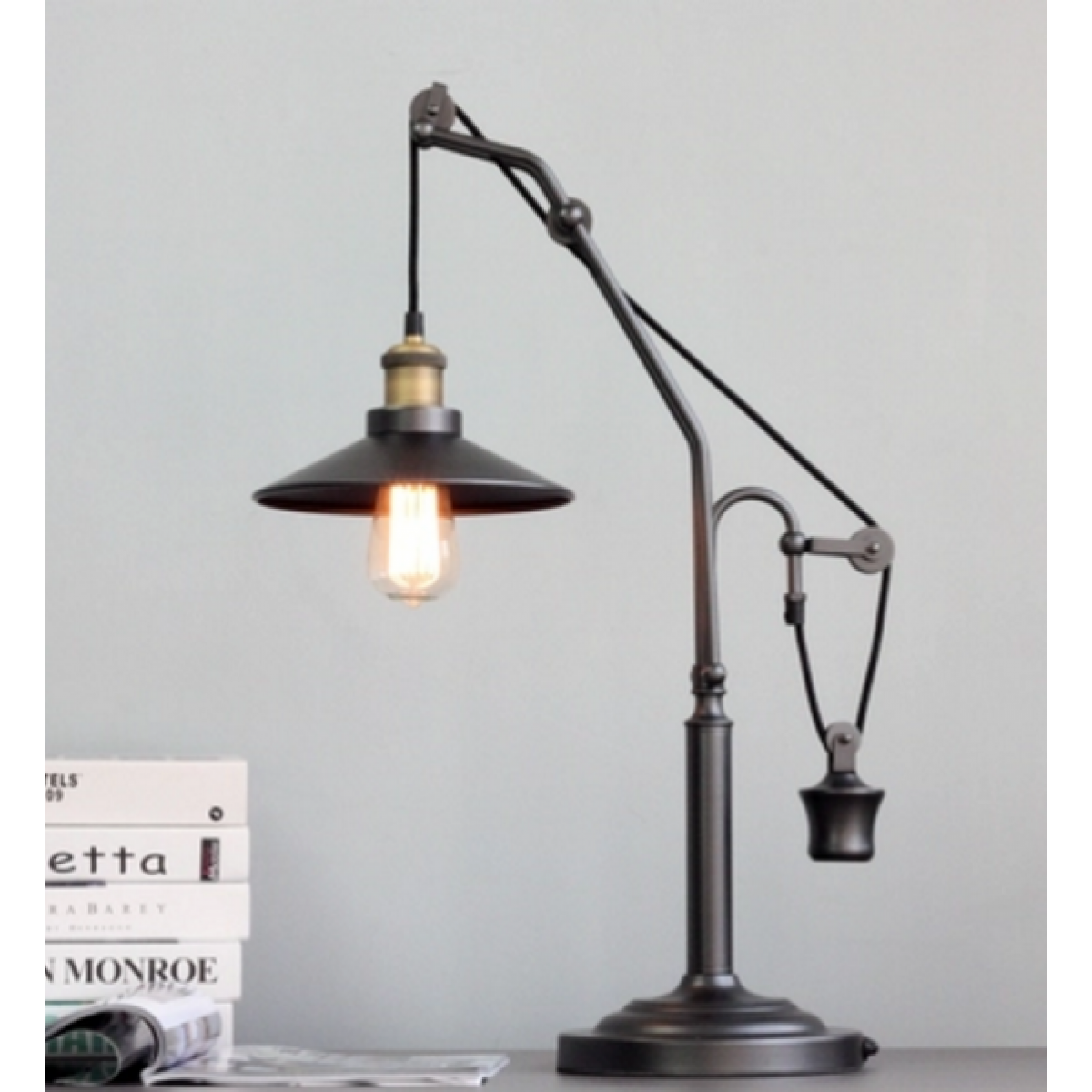 More views table lamp for hotel and hospitality american restoration hardware