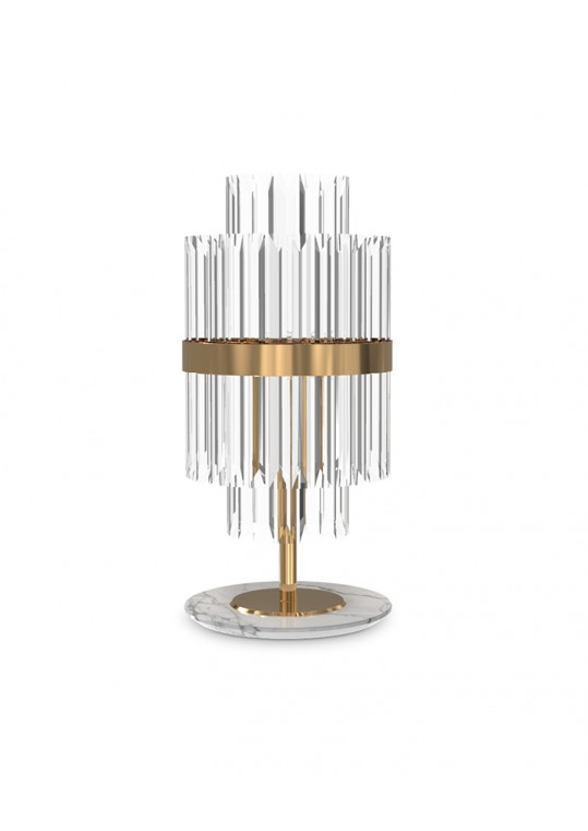 LIBERTY TABLE LAMP modern lighting