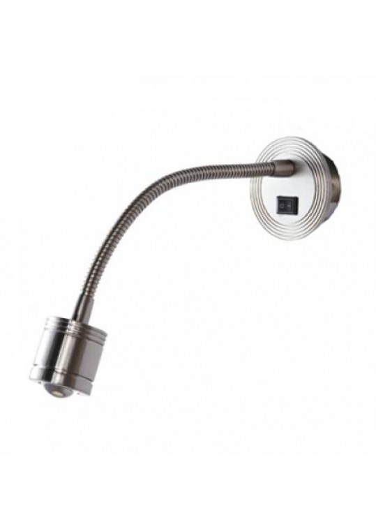 LED bedside reading light for hotel and hospitality project made in China lighting factory coart item 71729001-XBD9-010D