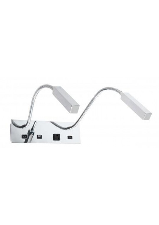 LED bedside reading wall lamp made in China item 71729051 for hotel and hospitality