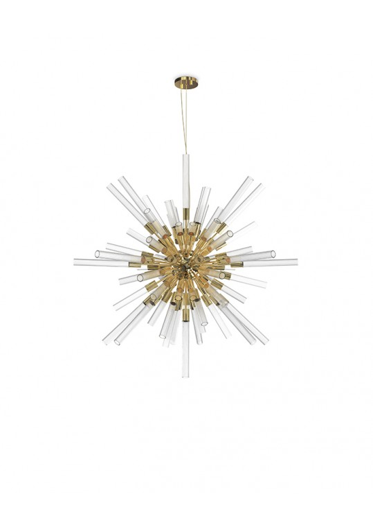 WATERFALL SPUTNIK SUSPENSION modern lighting