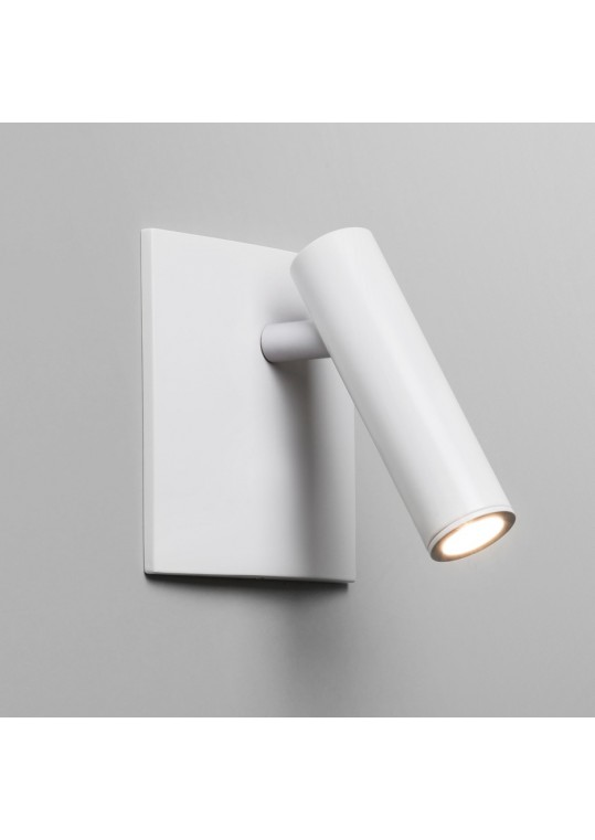 led bedside reading lamp for hotel guest room ENNA SQUARE UNSWITCHED 7400 made by china hospitality lighting manufacturer coart