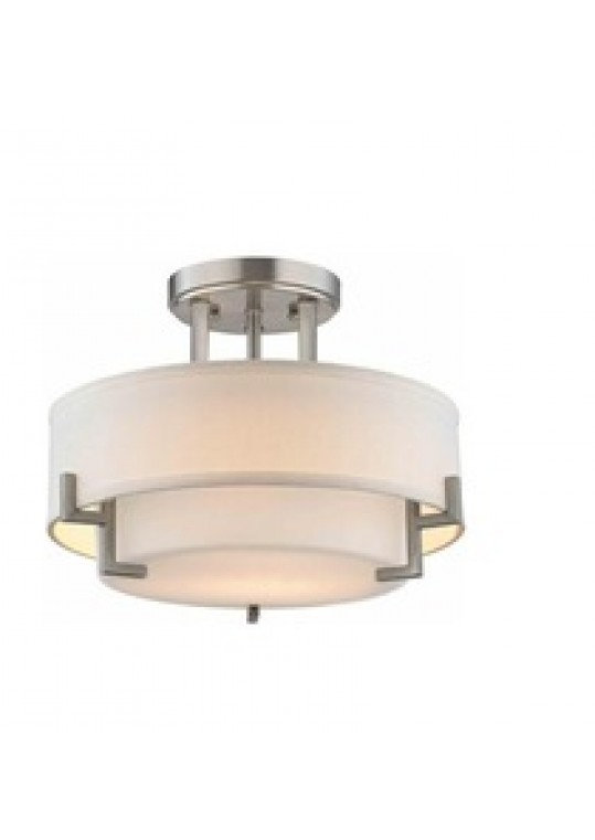 hotel ceiling lamp fabric and brass metal modern new design 2018 made by china hotel and hospitality lighting manufacturer coart item 153911520183